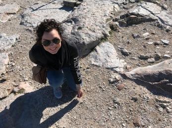 me at acropolis